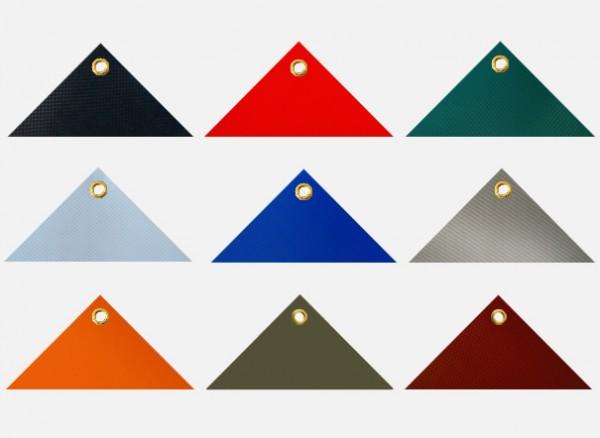 Material Muster für Abdecklanen bestellen