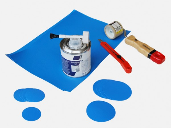 Reparatur-Set für LKW + PVC Planen