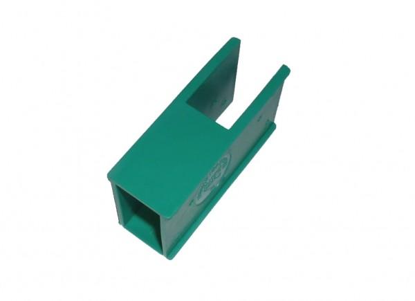 Quick-Norm D Steckverbinder grün