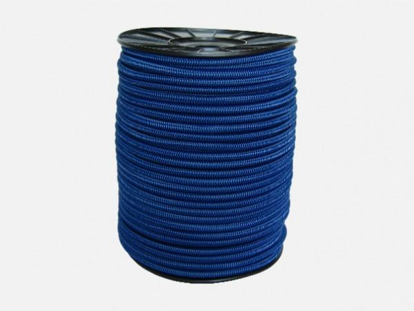 Gummiseil blau