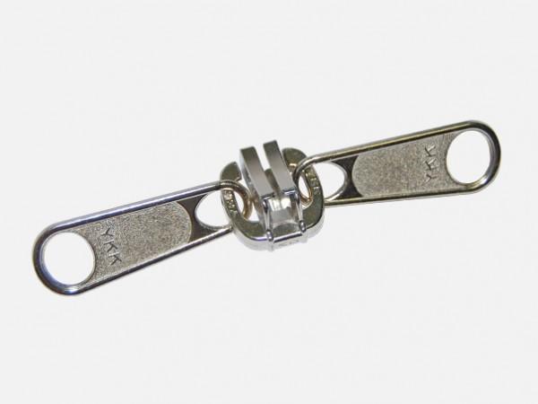 Doppelzipper - Doppelschieber