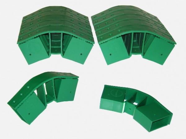 Vario-Fix - 12 Quick Steckverbinder grün