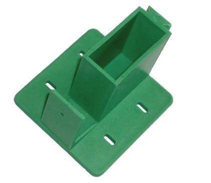 Qick-Norm B Fußteil grün