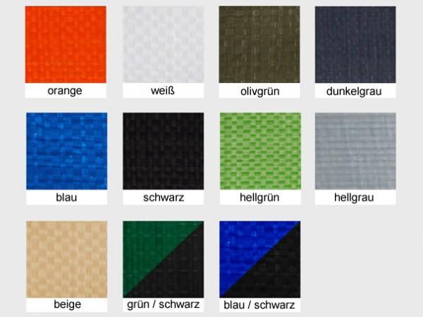 Gewebeplanen 200g Farben