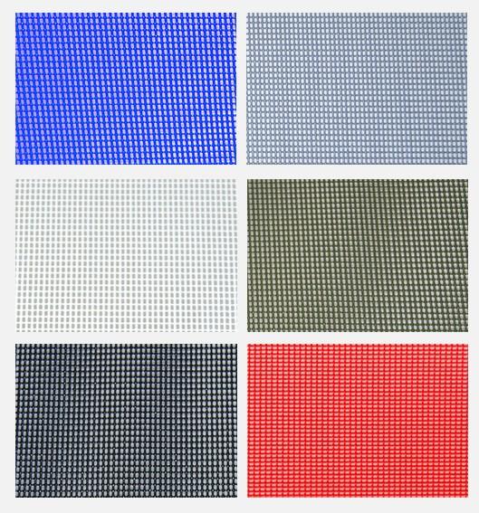 Stallnetz Matte / Containernetz Matte Farben