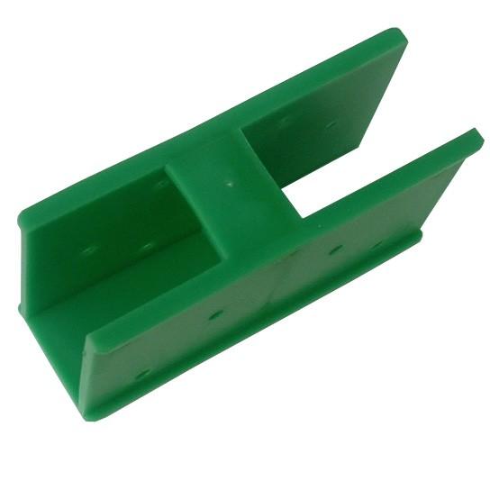Quick-Norm E Steckverbinder grün
