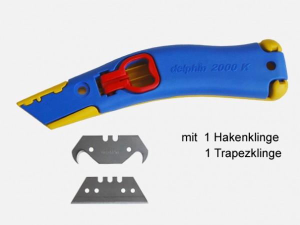 """Cuttermesser """"Delphin"""" 2000 K"""