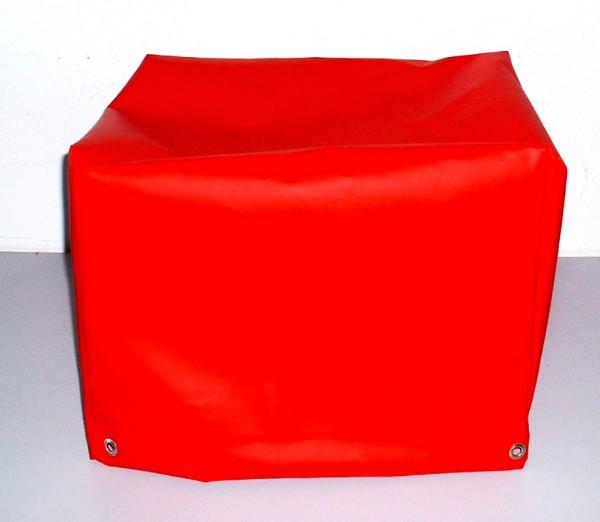 Grill Abdeckhaube rot