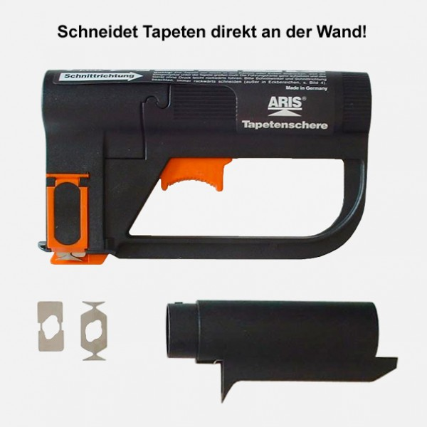 Aris Tapetenschere Hobby-Set