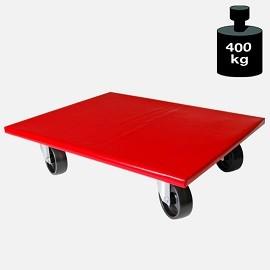 Transporthilfe 50 x 60 cm, rot