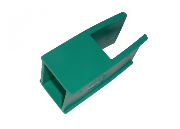Delta D - Steckelement grün