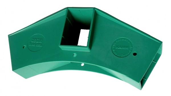 Delta A - Steckelement grün