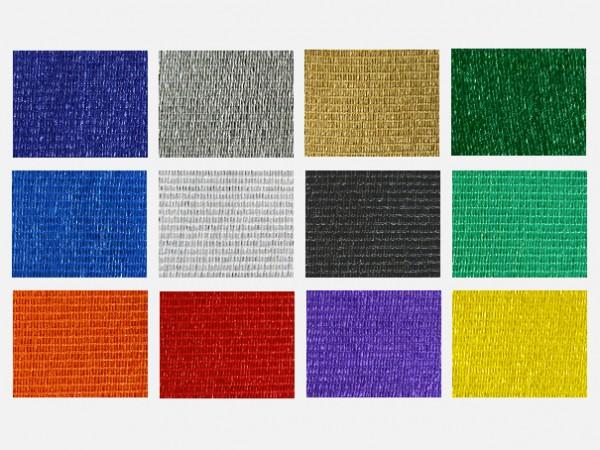 Sichtschutznetz Farben