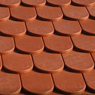 Biber Dachziegel Anwendung