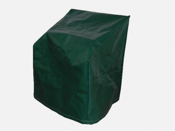 Abdeckhaube für Gartenstühle grün