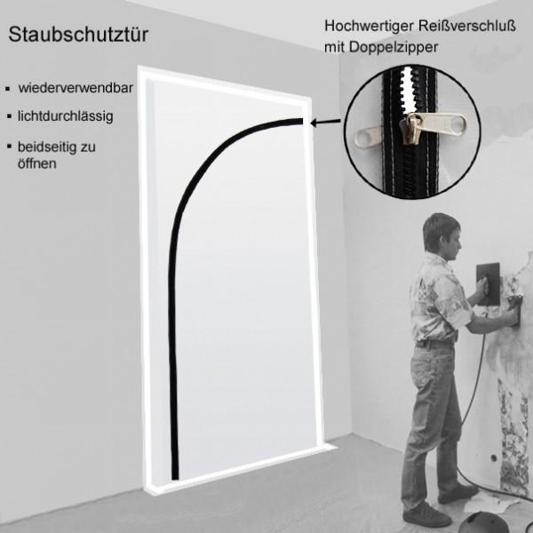 """Staubschutztüre für Maler """"Staubi 2"""""""