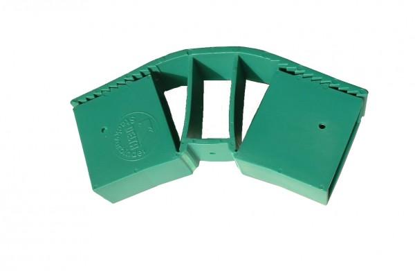 Quick-Steckverbinder grün