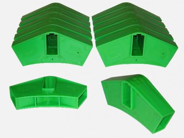 Quick-Norm - 12 Steckelemente grün